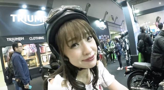 画像: 笑顔もすてき♡ youtu.be