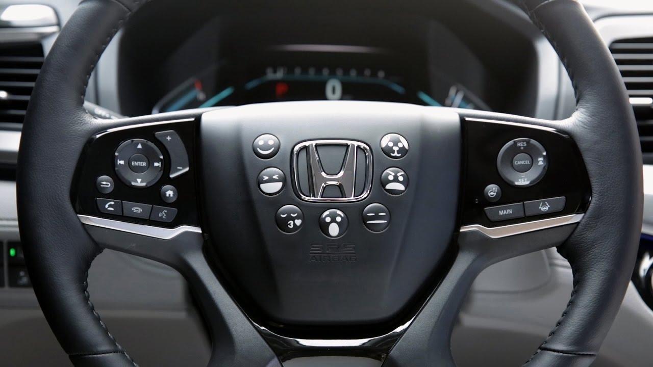 画像: Honda Horn Emojis www.youtube.com
