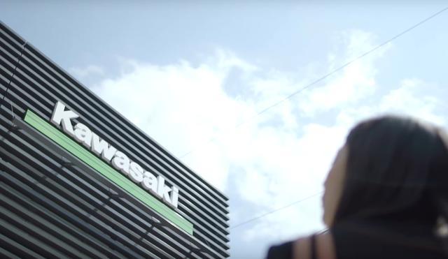 画像1: 何気なく立ち寄ったカワサキプラザ