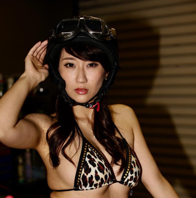 画像1: グラビア【ヘルメット女子】GHOST IN THE SHELL vol.03