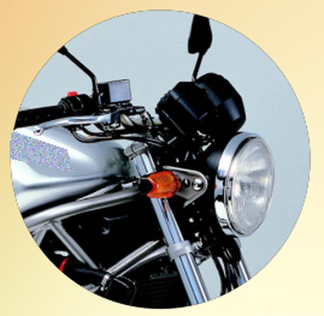 画像3: 【タコメーターがないあいつ】これなんていうバイク?