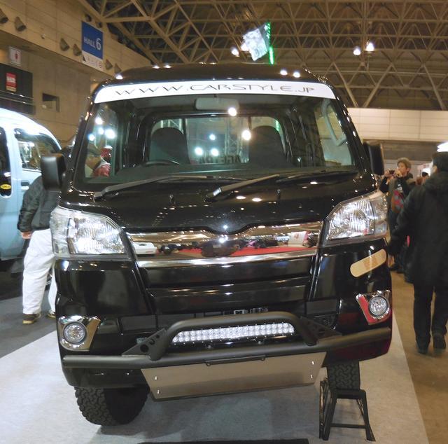 画像1: ベース車:DAIHATSU ハイゼットジャンボ (S510P)