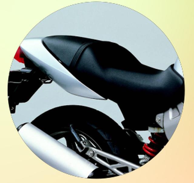 画像4: 【タコメーターがないあいつ】これなんていうバイク?