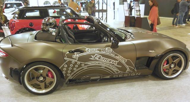 画像2: ベース車:MAZDA ロードスター (ND5RC)