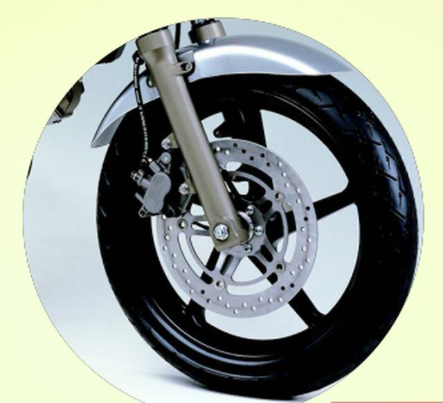 画像1: 【タコメーターがないあいつ】これなんていうバイク?