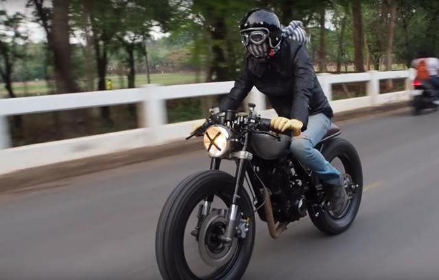 画像: タイのカスタムビルダーZEUS CUSTOM KHONKAEN。 - LAWRENCE - Motorcycle x Cars + α = Your Life.