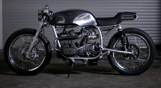 画像: Foundry Motorcycle