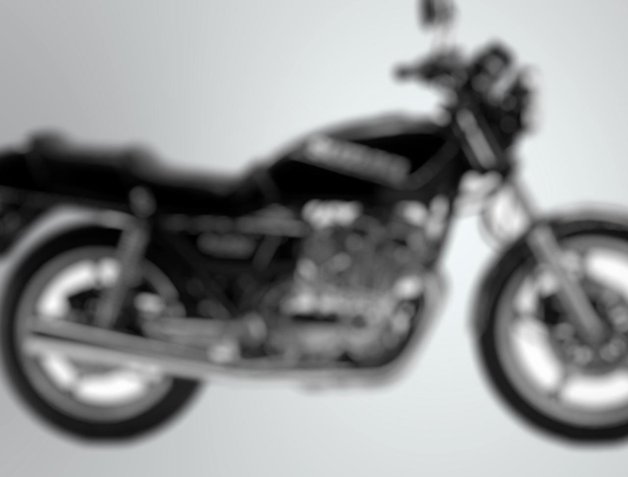 画像4: 【スズキ初の400cc4気筒モデルといえば?】このバイクなーんだ?