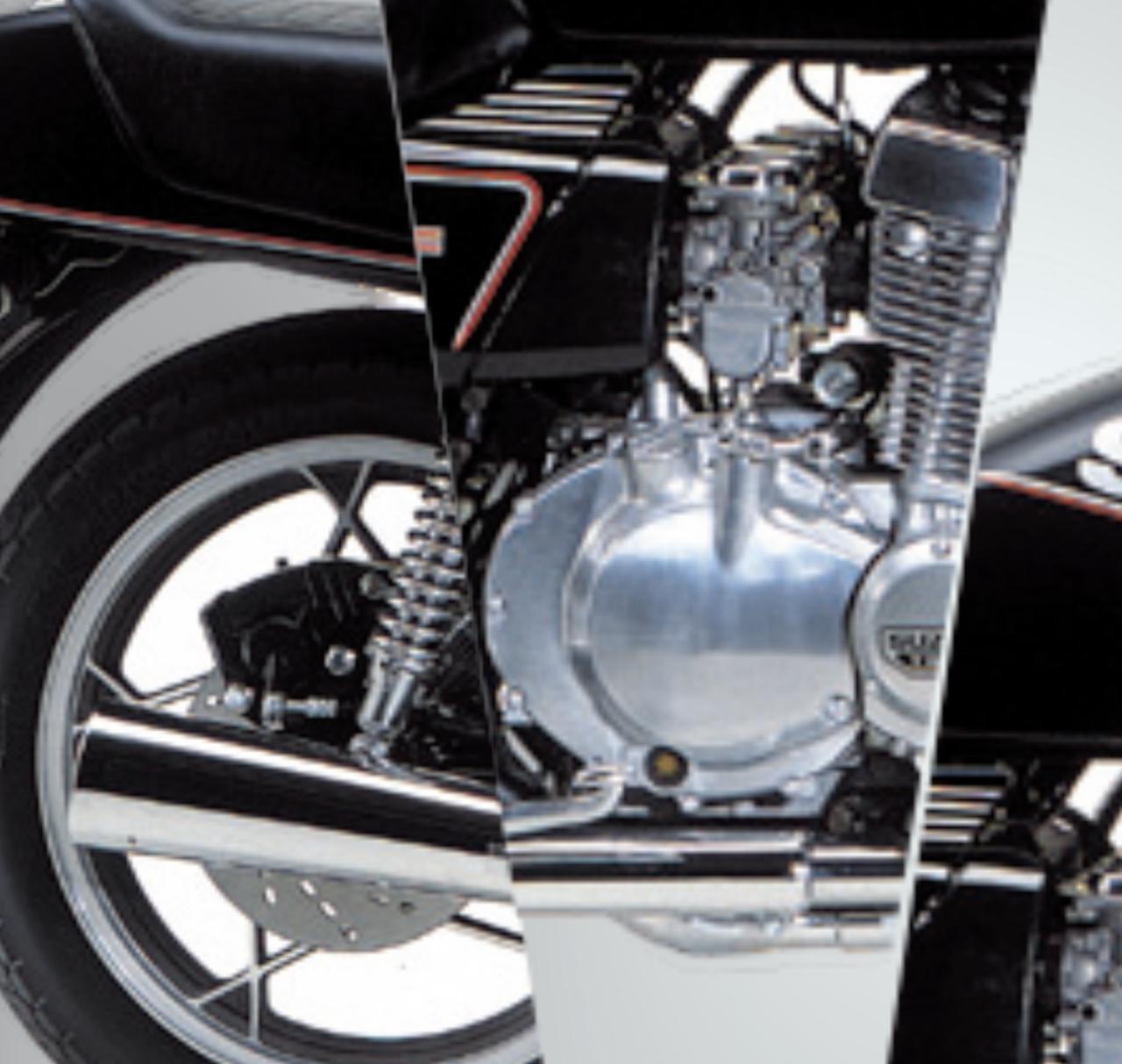 画像3: 【スズキ初の400cc4気筒モデルといえば?】このバイクなーんだ?