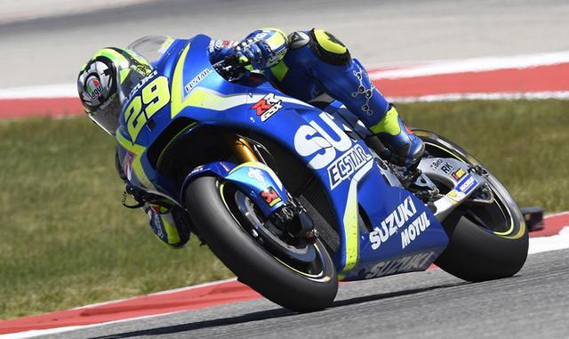 画像: 【MotoGP 第3戦 アメリカズGP 決勝】アメリカズGPでイアンノーネが7位、シーズン初ポイント。