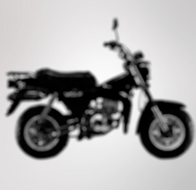 画像4: 【極太タイヤのあいつ】なんのバイクかあててみよう!