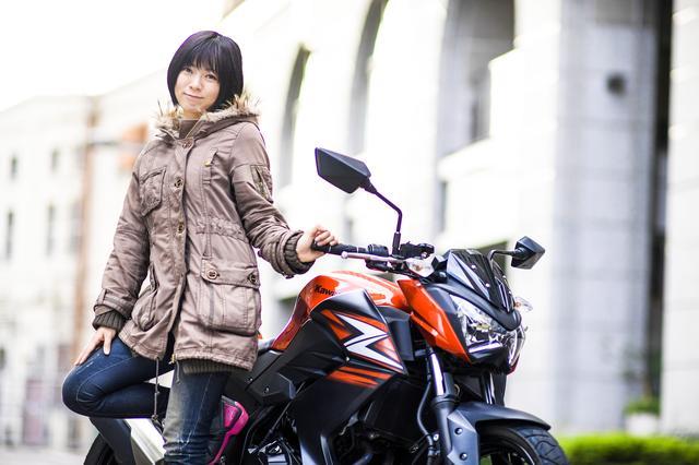 画像: モデル/先川知香