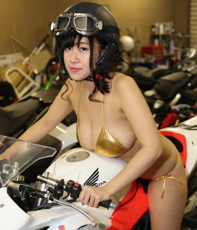 画像3: グラビア【ヘルメット女子】24K Magic vol.1