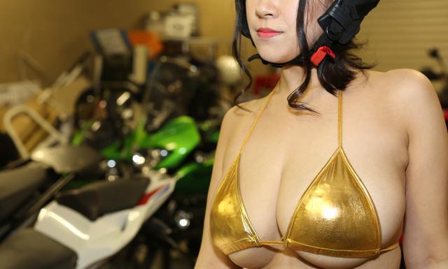 画像2: グラビア【ヘルメット女子】24K Magic vol.1