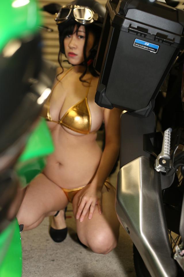 画像3: グラビア【ヘルメット女子】24K Magic vol.02