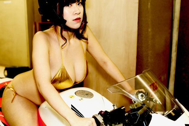 画像2: グラビア【ヘルメット女子】24K Magic vol.02