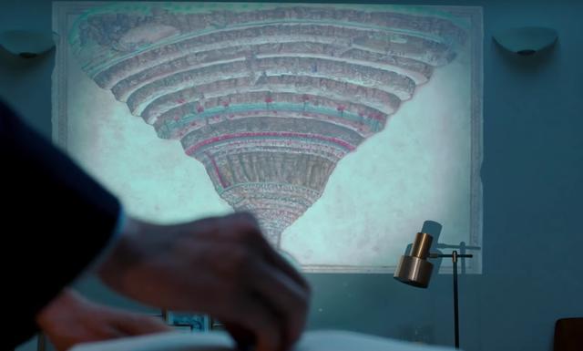画像: チューブに収められていたダンテの地獄図(インフェルノ)に隠された暗号とは? bd-dvd.sonypictures.jp