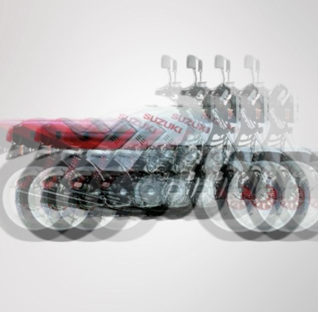 画像2: これなんだ?なんのバイクかあててみよう!