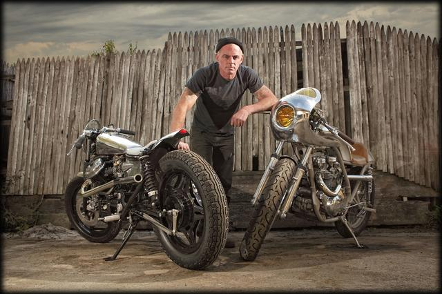 画像: Custom Motorcycle Builder