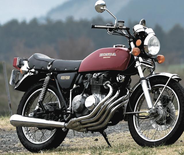 画像2: どっちだ?どっちが好きなんだ?? 【ライバル対決】俺たちの空冷四発400cc、ヨンフォアvsフェックス。