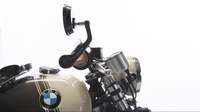 画像: BMW R45 Scrambler by Bolt Motor Co www.youtube.com
