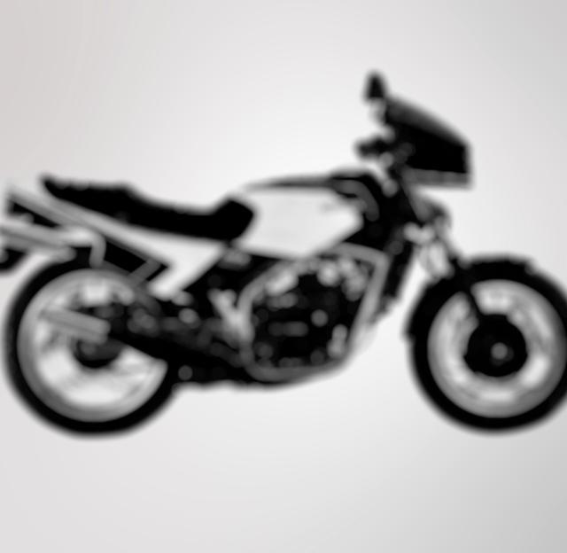 画像4: いくぜV3!このバイク、なあに〜?