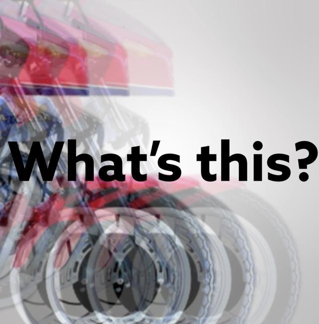 画像1: いくぜV3!このバイク、なあに〜?
