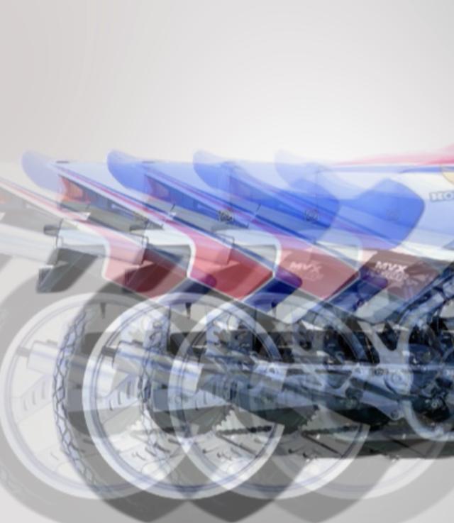 画像2: いくぜV3!このバイク、なあに〜?