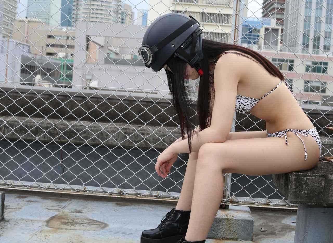 画像3: グラビア【ヘルメット女子】New Girl vol.02