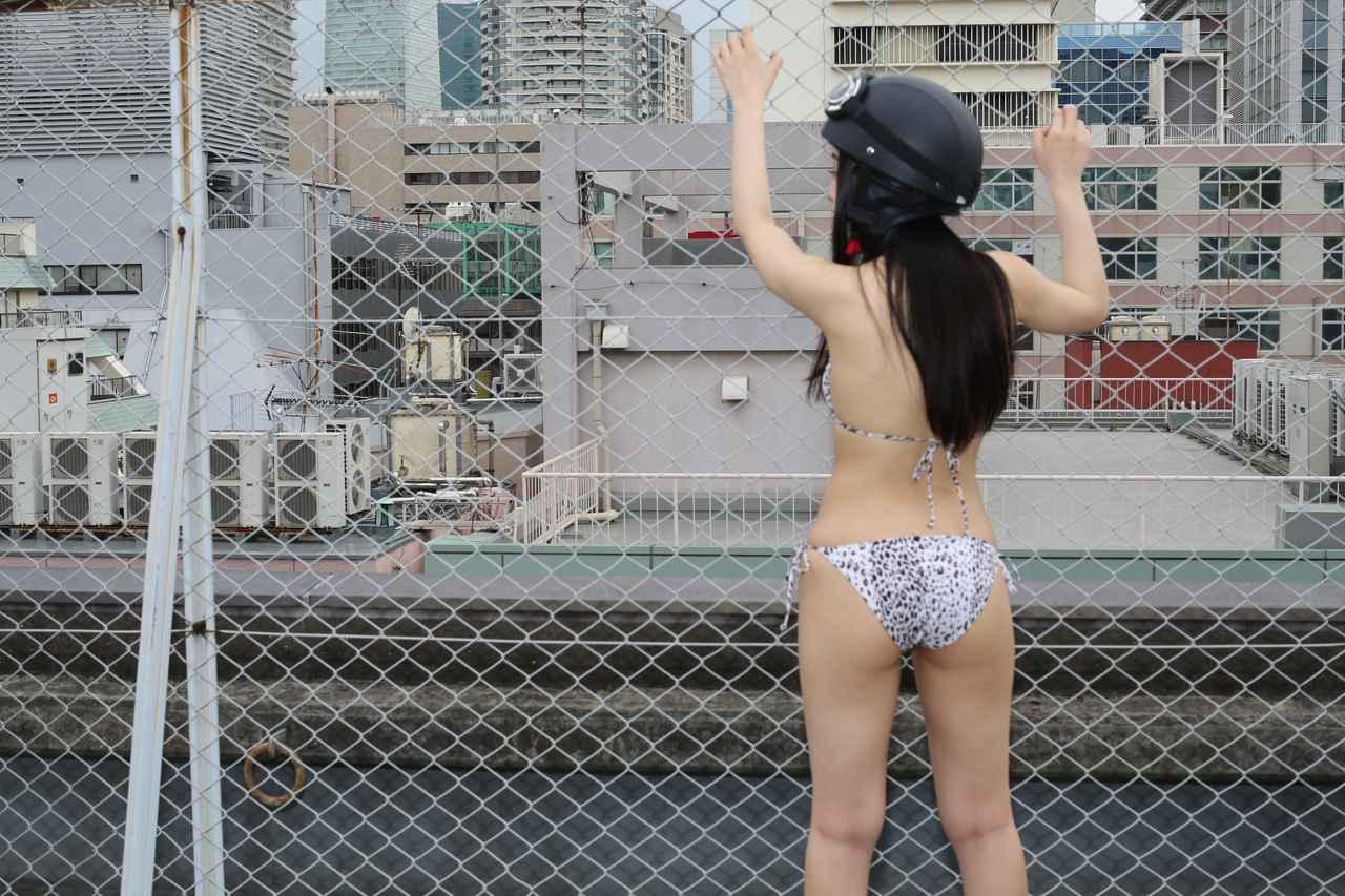 画像1: グラビア【ヘルメット女子】New Girl vol.03