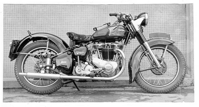 画像9: 【わかったらなんかカッコイイ】60年前のバイクの名前、わかる?