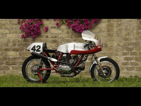画像: Custom 1973 Ducati 750SS Corsa by NCR www.youtube.com