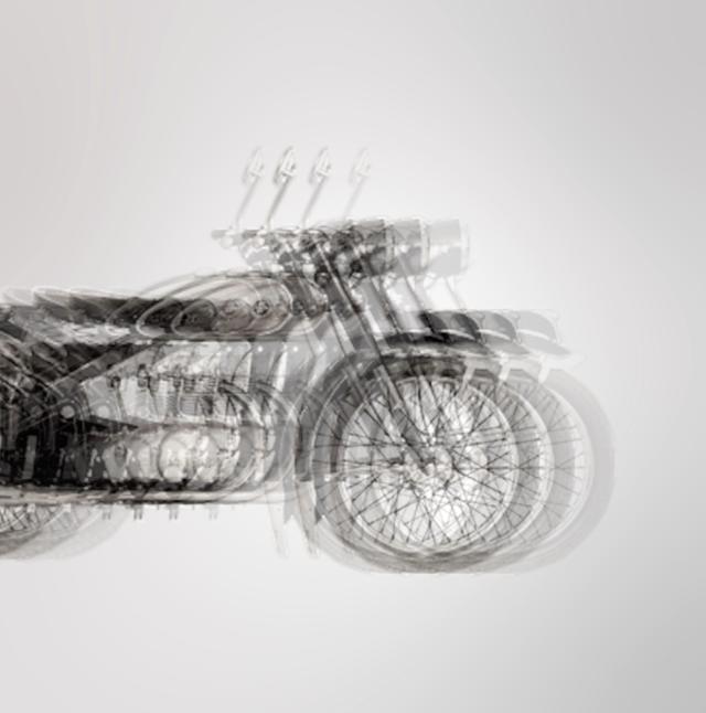 画像2: 60年以上前に発売したバイクの名前、当ててもらっていいですか?