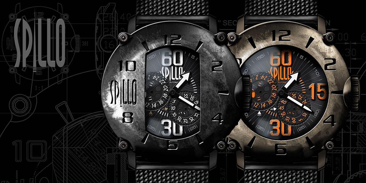 画像: これまでにないニュータイプの腕時計ブランドスピーロ(SPILLO)2016年に誕生!
