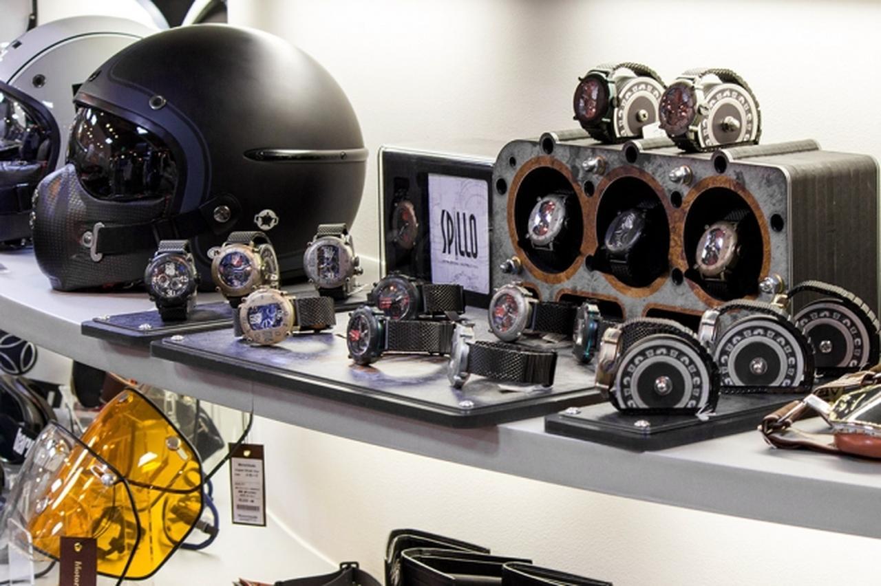 画像: モトーリモーダ銀座では、イタリア時計 スピーロの全モデルをフルラインナップで販売