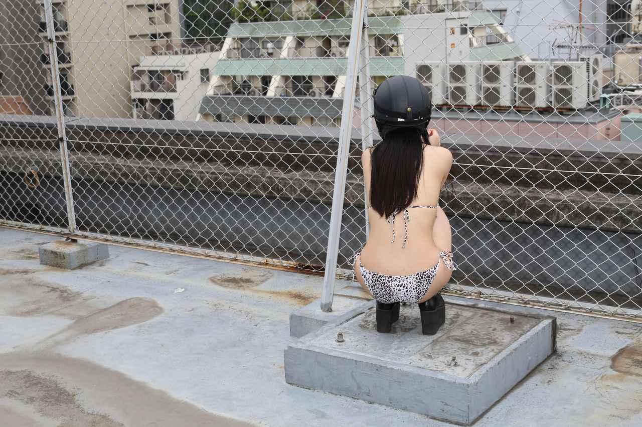 画像5: グラビア【ヘルメット女子】New Girl vol.06