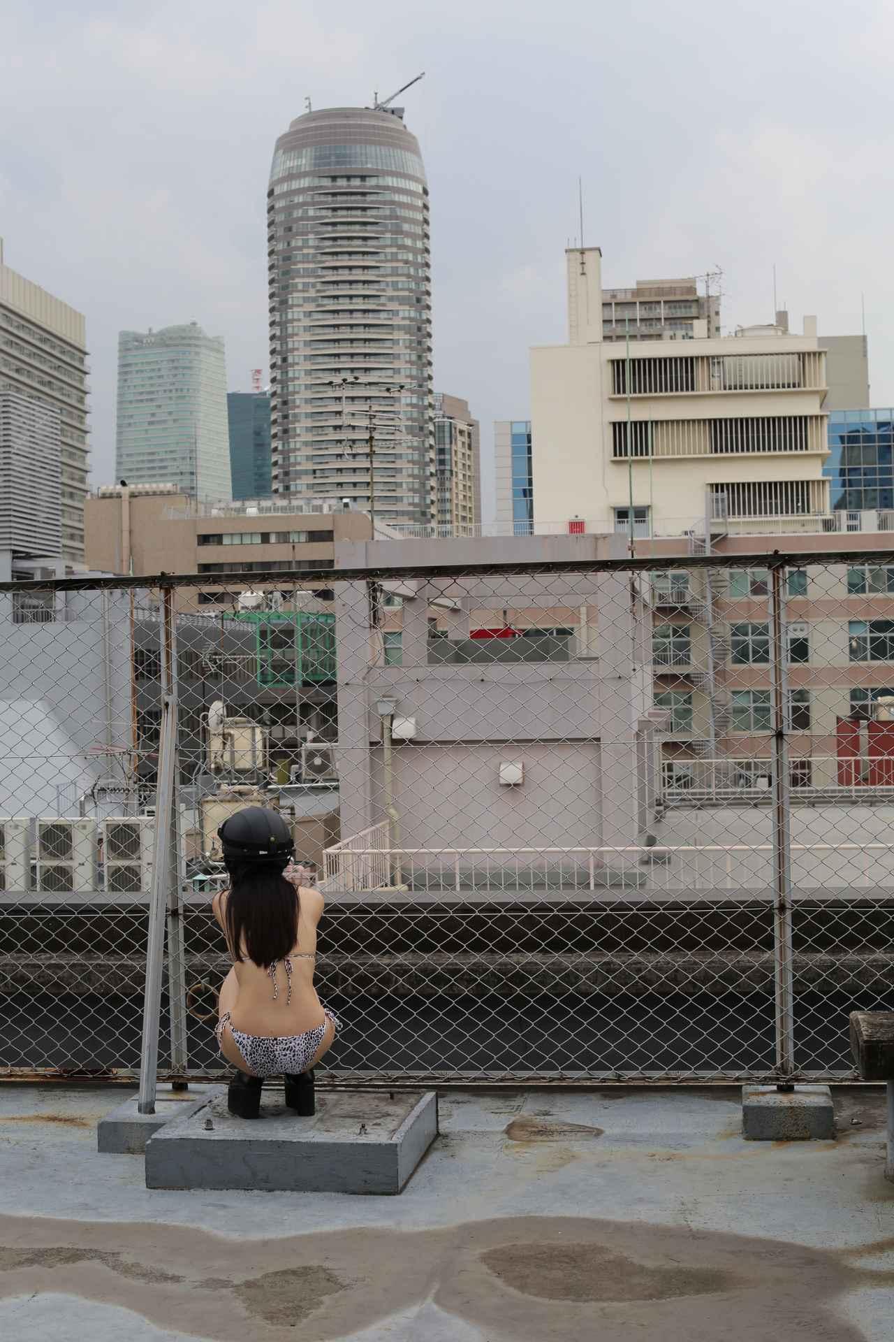 画像4: グラビア【ヘルメット女子】New Girl vol.06