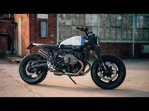 画像: Custom BMW R nineT by JvB-Moto www.youtube.com
