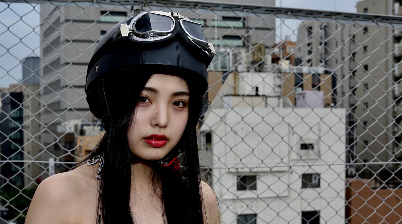 画像1: グラビア【ヘルメット女子】New Girl vol.07