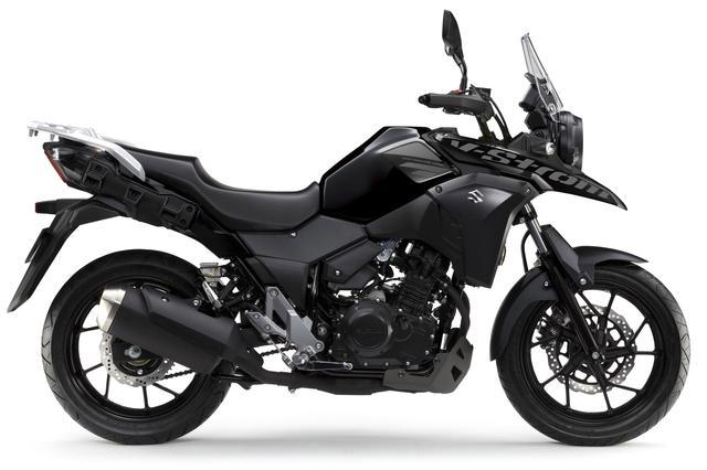 画像3: 航続距離500kmオーバー!? の最強250cc旅バイク。 謎多きスズキ『Vストローム250』がヴェールを脱いだ!