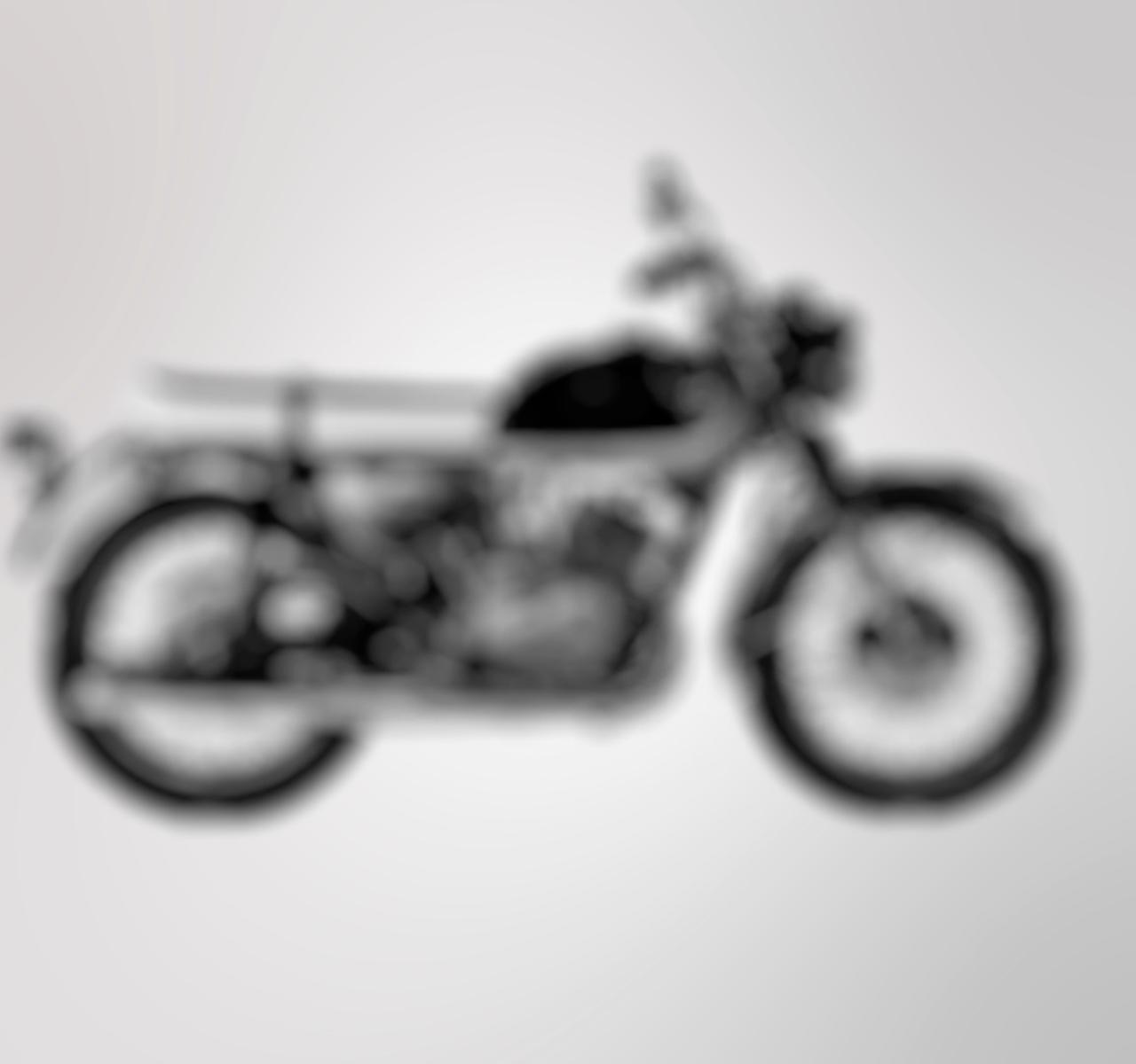 """画像3: ヒントは""""サムライ""""!このバイク、なんだ?!"""