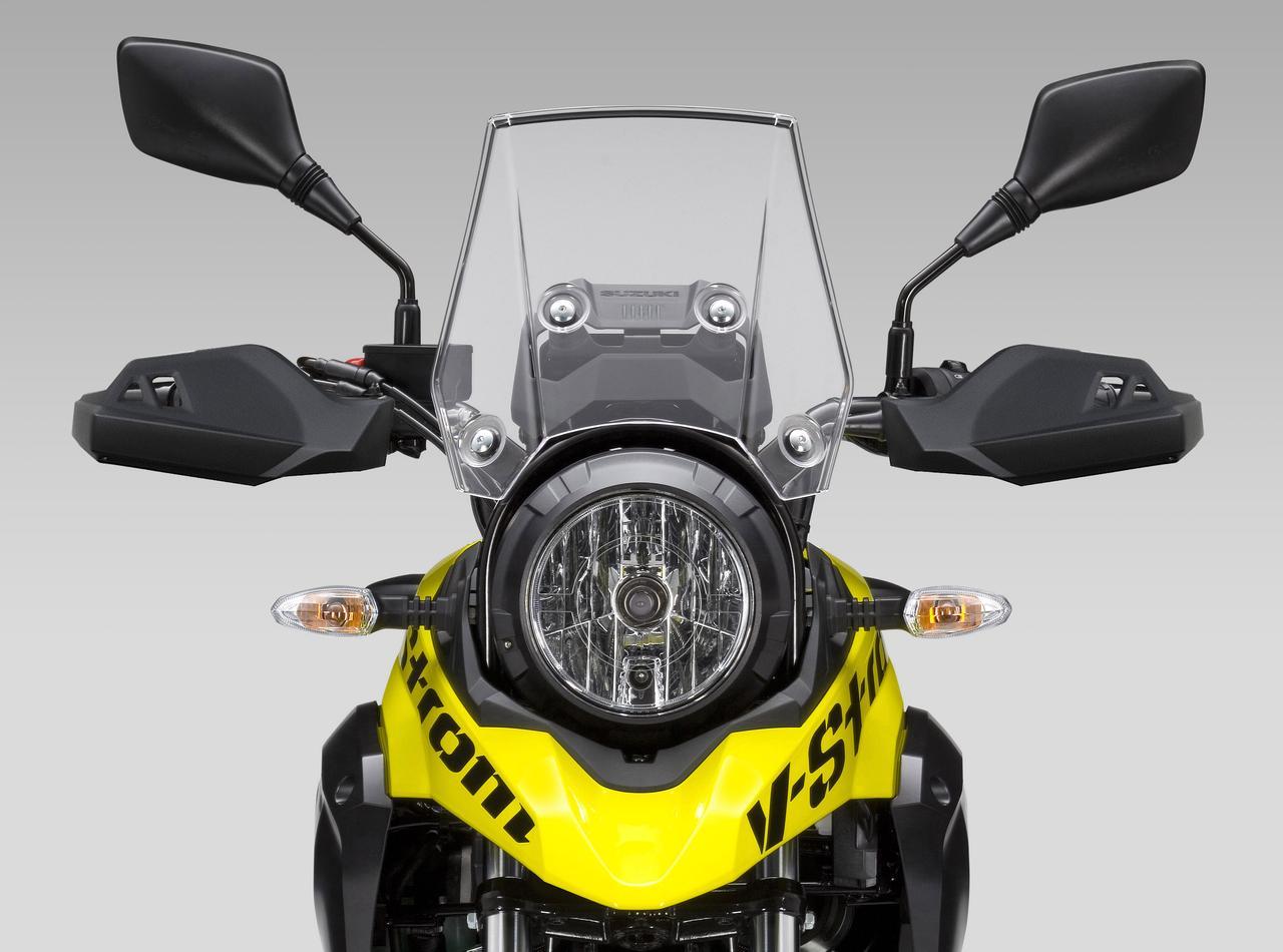 画像2: 男前! 丸目1灯のワイルド冒険バイク