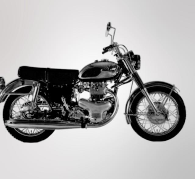 画像3: メグロK2型500ccがベースですよ。これなーんだ?