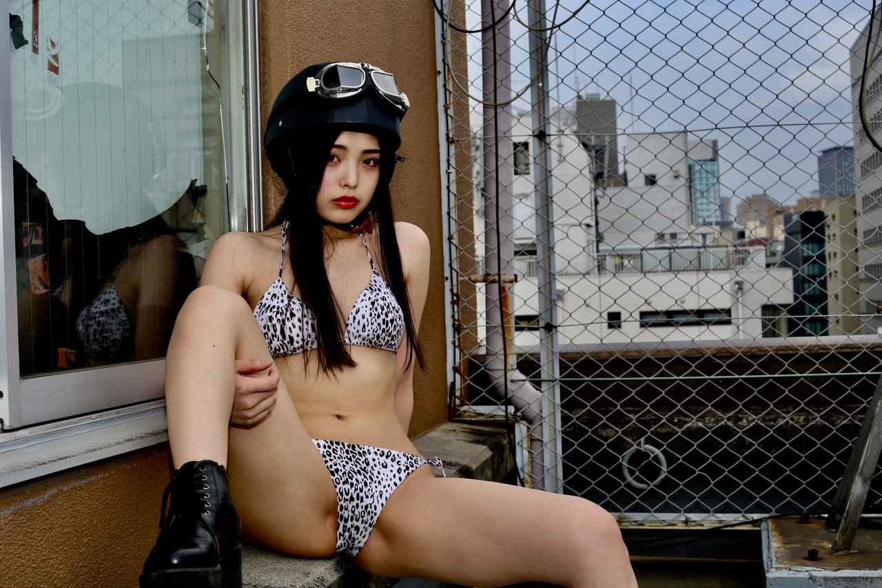 画像4: グラビア【ヘルメット女子】New Girl vol.08