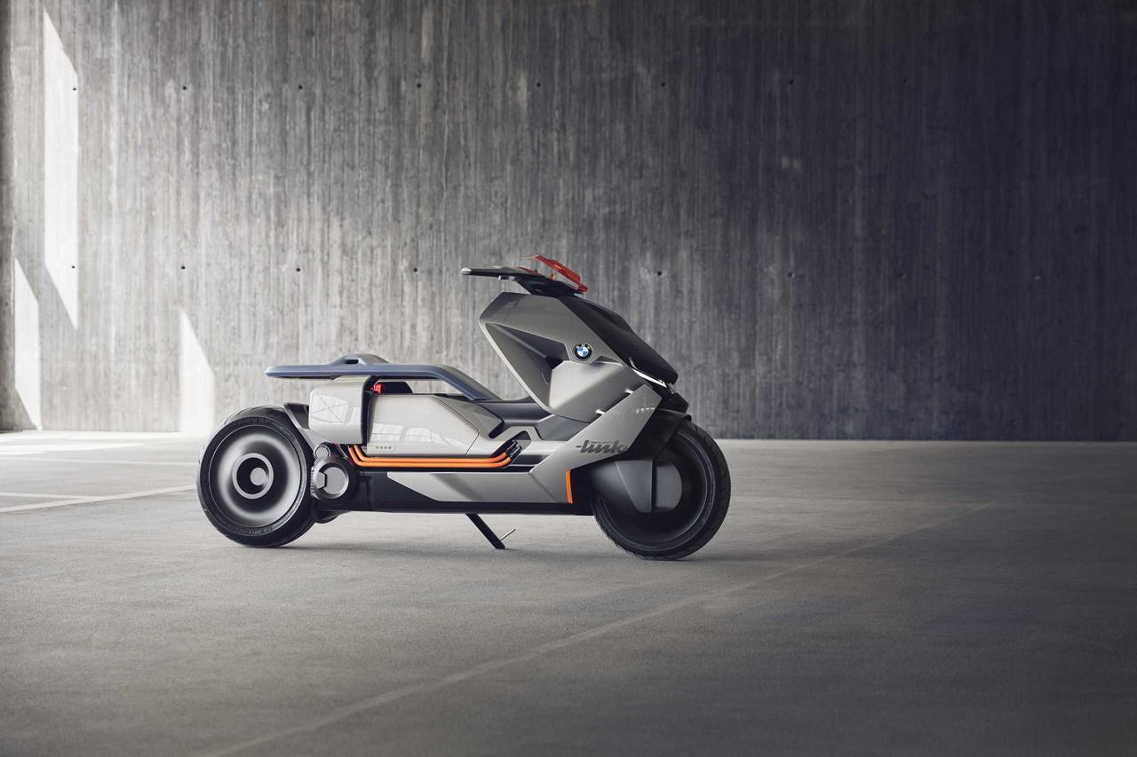 画像: BMW Motorrad Concept Link. The reinvention of urban mobility on two wheels.