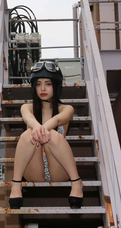 画像3: グラビア【ヘルメット女子】New Girl vol.13