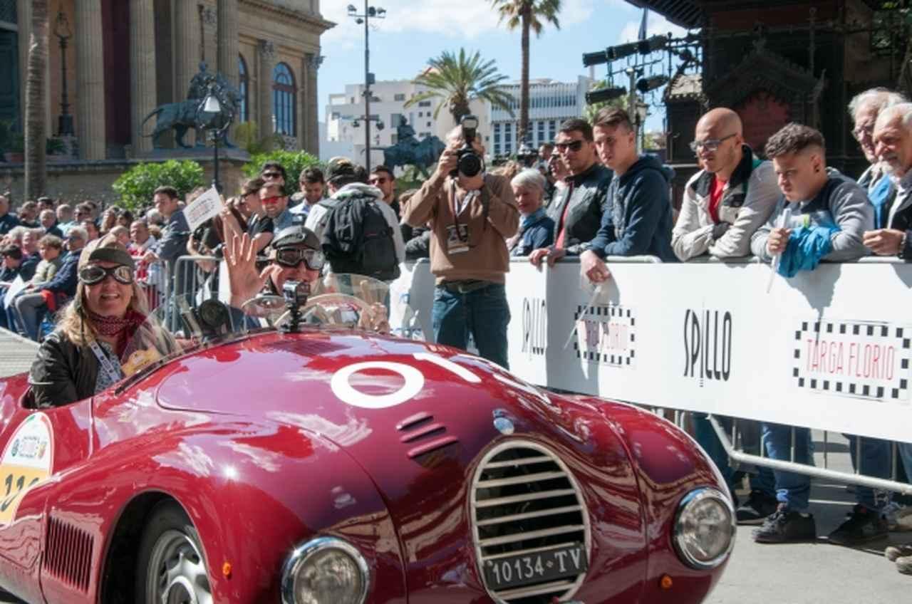 画像: イタリアの時計ブランド スピーロ は第101回タルガ・フローリオの公式タイムキーパーを務めました