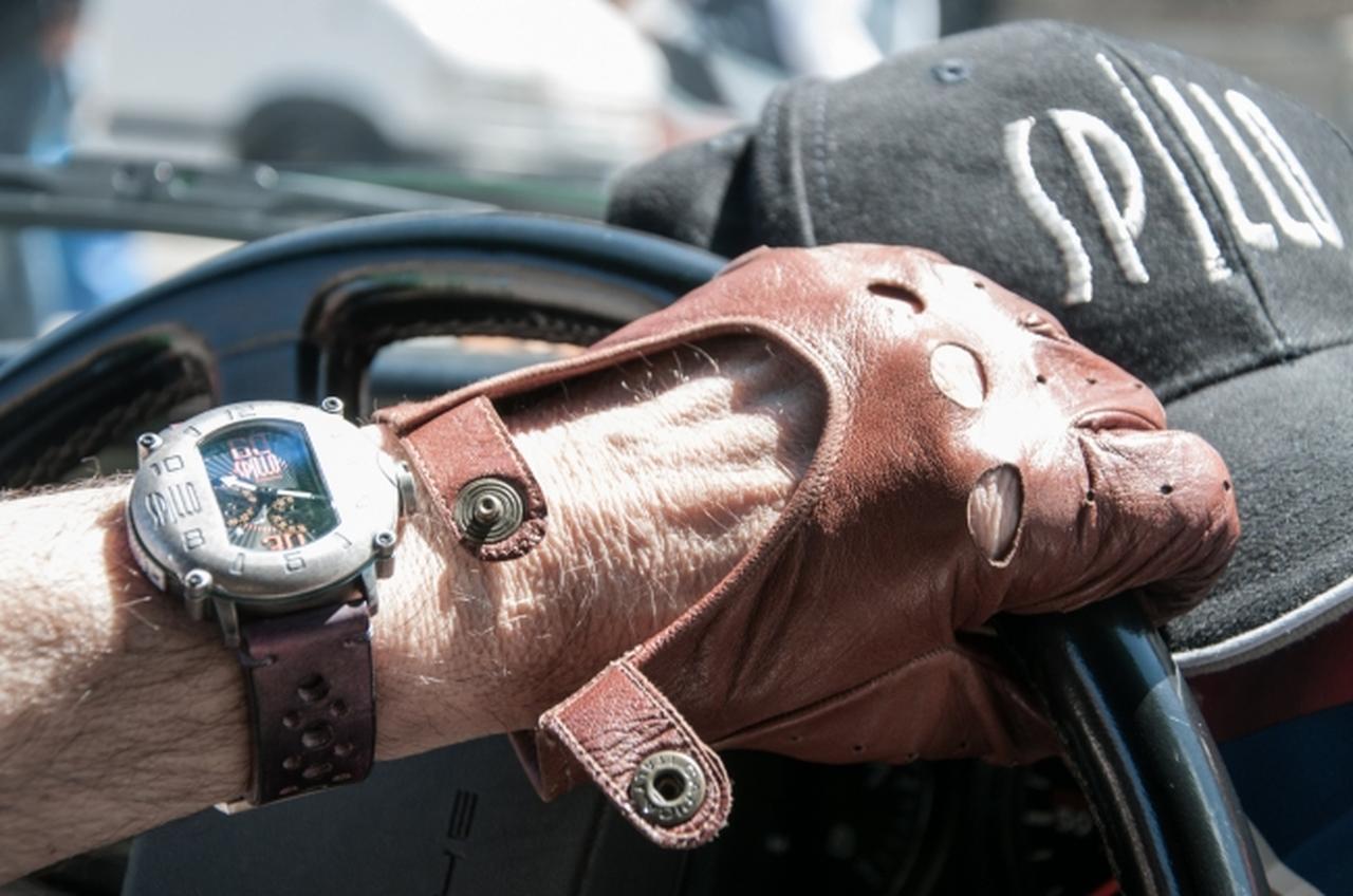 画像: 世界中のモータースポーツ愛好家のために生まれた時計ブランド SPILLO(スピーロ)