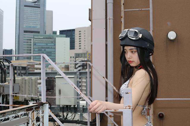 画像6: グラビア【ヘルメット女子】New Girl vol.17