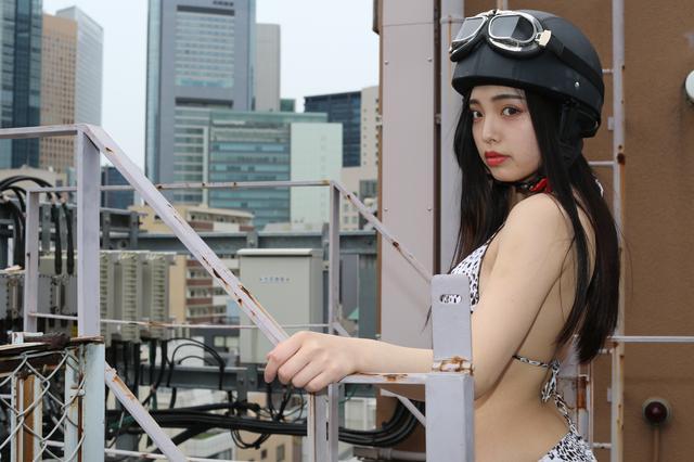画像4: グラビア【ヘルメット女子】New Girl vol.17